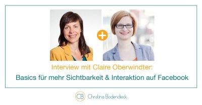 ChristinaBodendieck_Interview_InteraktionSichtbarkeitFacebook