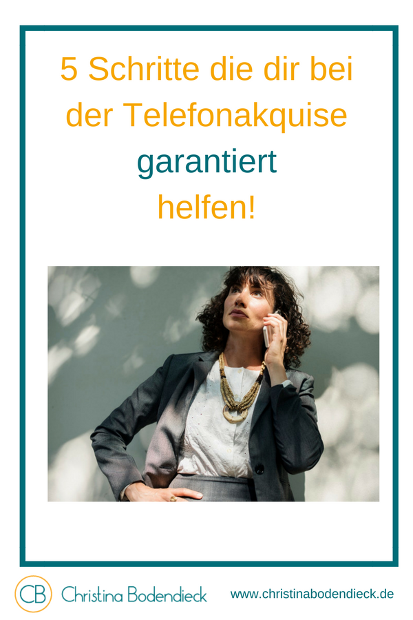 Telefonakquise-Strategie