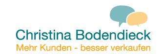Christina Bodendieck Logo