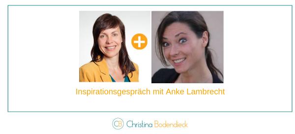 Christina Bodendieck und Anke Lambrecht über Akquise