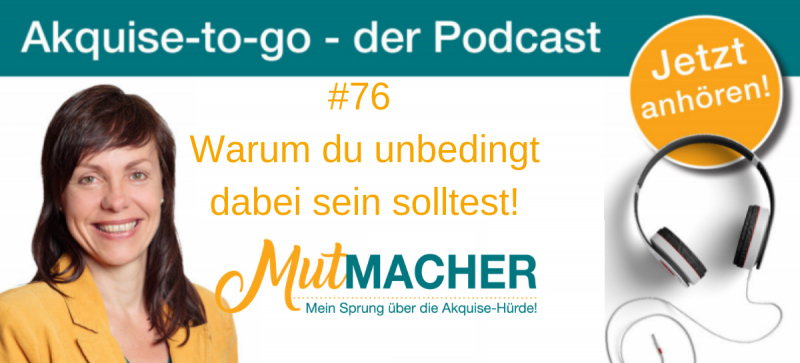 Mutmacher-Aktion