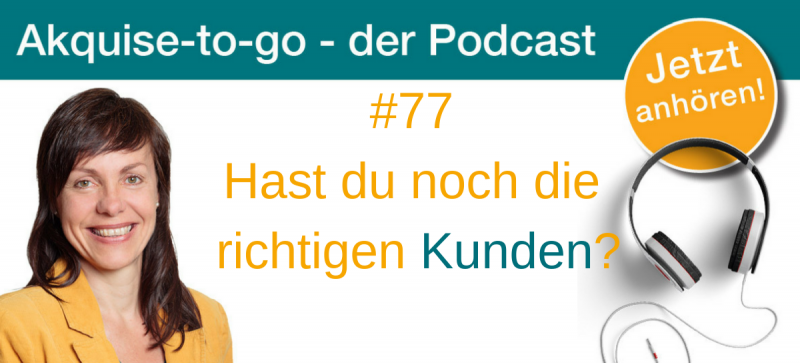 Christina Bodendieck auf Akquise-to-go Podcast