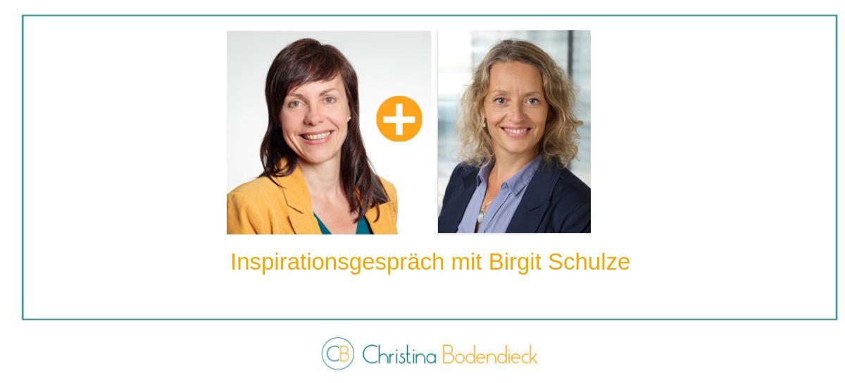 Christina Bodendieck und Birgit Schulze
