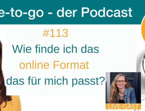 Online-Produkte: Wie finde ich das richtige Format für mein Angebot